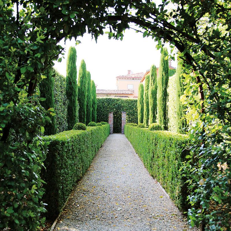 Colletto Villas Green Garden