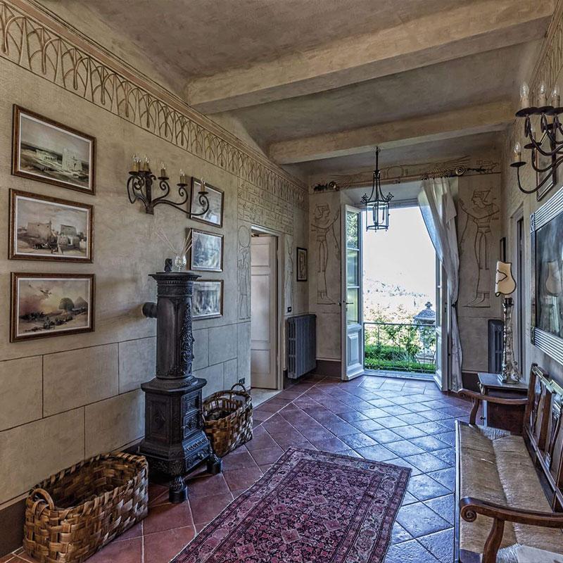 Colletto Villas Hallway